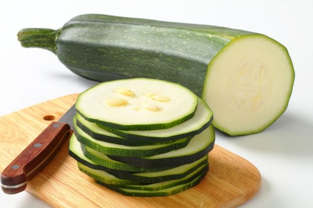 Кабачок- один из любимых продуктов в стране.