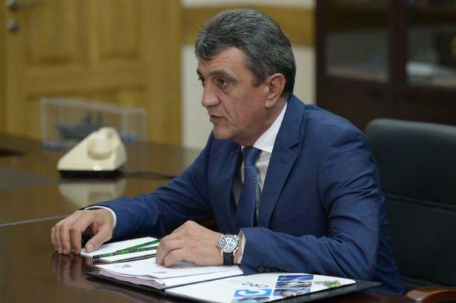 Сергей Меняйло стал полпредом СФО