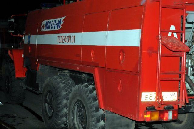 При пожаре наулице Турку обгорели 4 автомобиля
