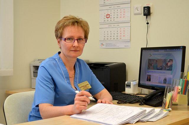 Старшая медсестра калининградского кардиоцентра стала призером всероссийского конкурса среди медиков.