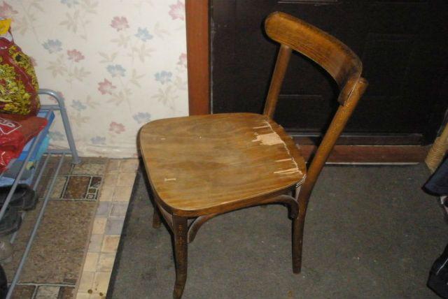 Реставрация стульев и табуреток