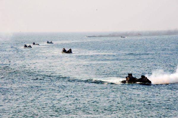 Все это происходило в территориальных водах Одесской области