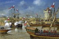 Молодому царю было всего 23 года, когда он повёл войска на крепость Азов.
