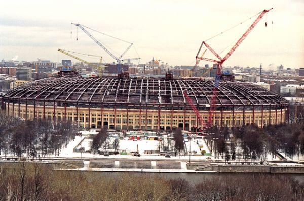 В 1996—1997 годах стадион был реконструирован с сооружением крыши.