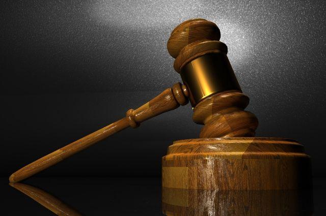 Осужден владелец рекламной конструкции, повине которого погибла женщина
