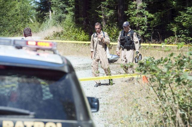 В Калифорнии потерпел катастрофу медицинский самолет, погибли два человека