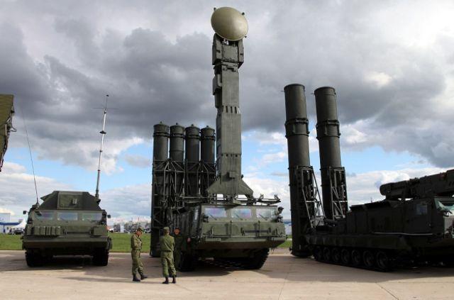 Россия не будет пользоваться украинскими комплексами С-300, оставшимися в Крыму – СМИ