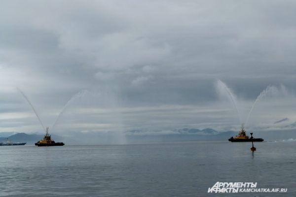 Вальс кораблей.