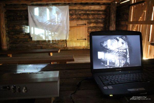 На фестивале можно было посетить интерактивные площадки.
