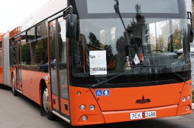 В Калининграде изменилась схема движения общественного транспорта.