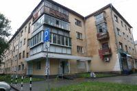 Эти дома с квартирами без ванн строились для работников ЧТЗ в 1930-е годы.