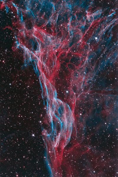 Фантастическое фото глубин космоса подарил нам Bob Franke