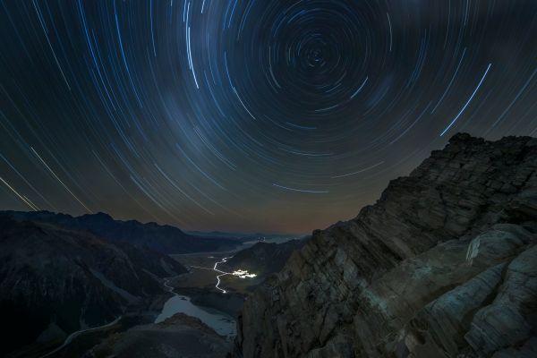 А это фото было сделано в Новой Зеландии. Фотограф - Lee Cook