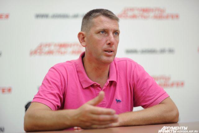 Старший научный сотрудник Кавказского биосферного заповедника Сергей Трепет.