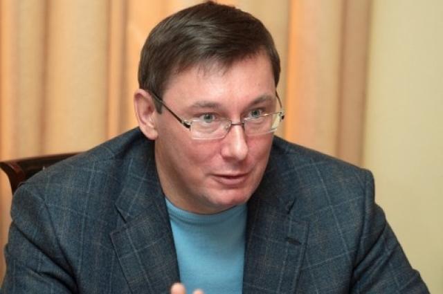 Луценко обаресте Ефремова: Решение суда говорит овыздоровлении Украины