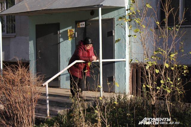 Мужчина искал незапертые двери и заходил в квартиры.
