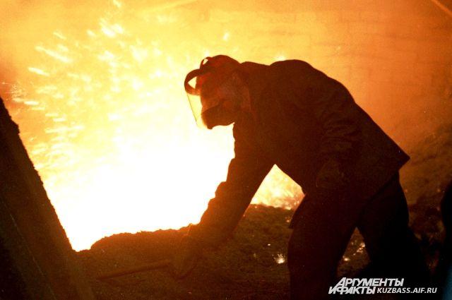 Половина случаев профзаболеваний - на металлургическом производстве.