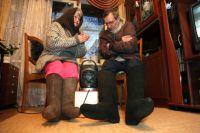 Жители Рудничного замерзали в собственных квартирах.