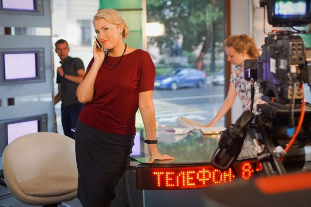 Мария Шукшина врывается в сериал в новом сезоне.