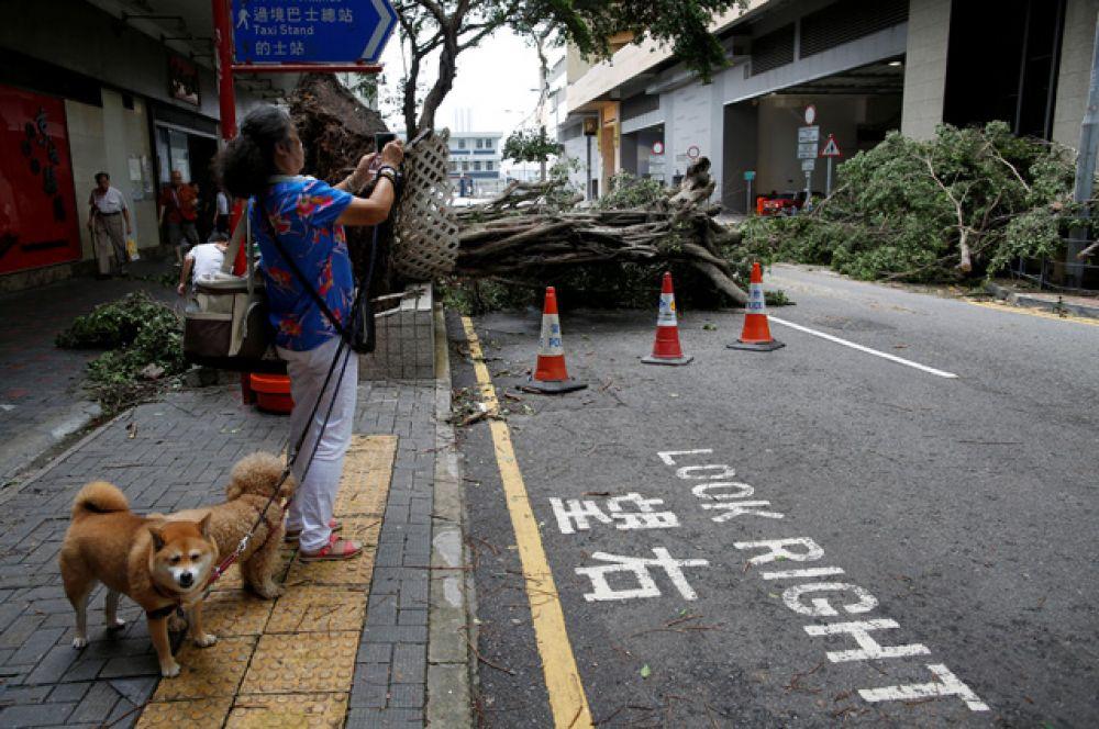Власти провинции заявили, что «Нида» может стать сильнейшим с 1983 года тайфуном в регионе.