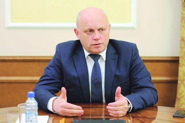 Губернатор расскажет о юбилее Омска всей стране.