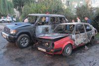 Полиция Калининграда установила причину пожара, в котором пострадали три автомобиля.