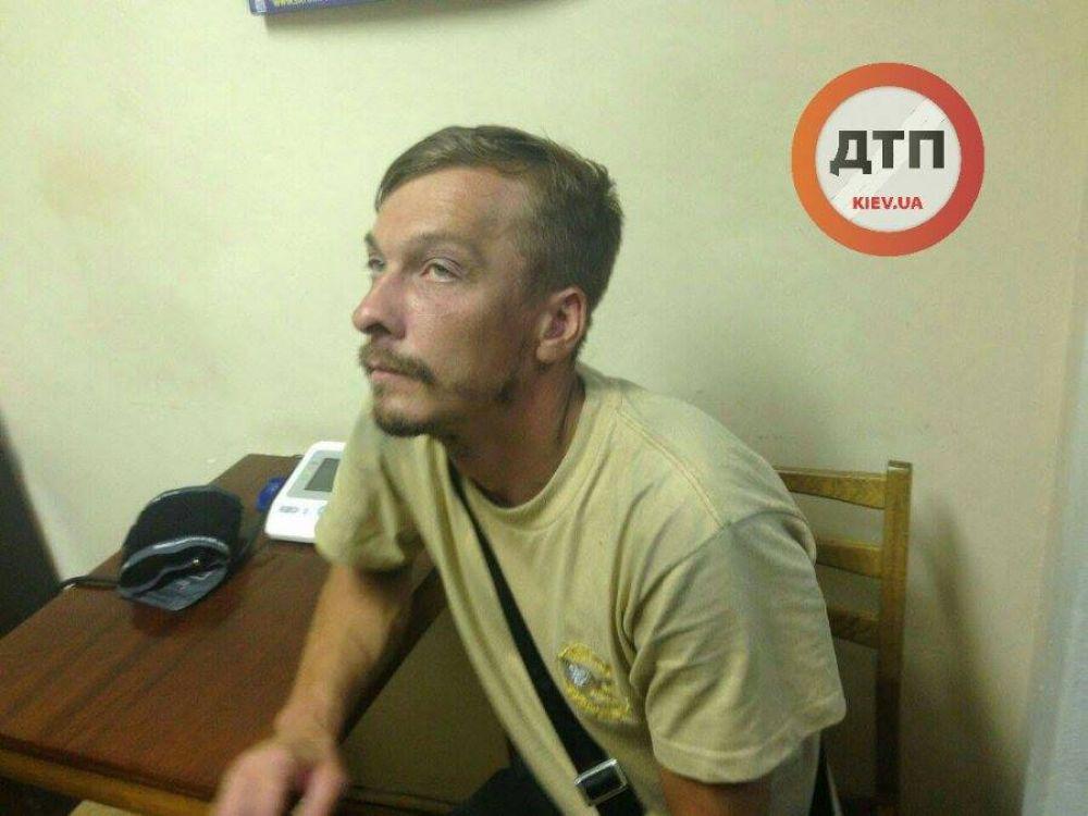 Личность пьяного водителя установлена - это был Илья Маринин
