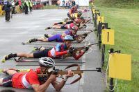 На соревнования съехалось более 70 спортсменов.