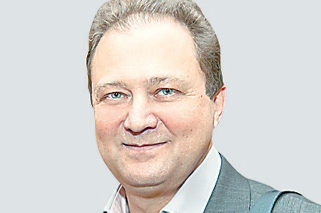 Игорь Моржаретто.