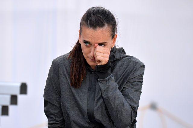 Елена Исинбаева ни разу не была даже заподозрена на употреблении допинга, однако на Олимпиаду в Рио не поедет.