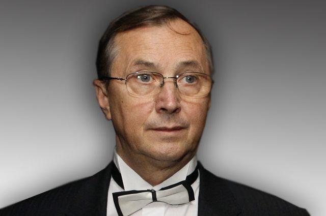 Николай Бурляев. 2010 год.