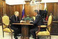 Полпредом президент назначил вице-адмирала.