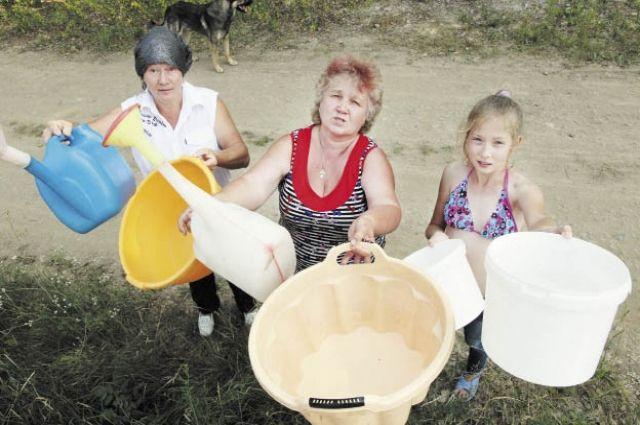 В июле в крае выпало всего 20% осадков месячной нормы.