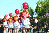 Праздничное шествие начнётся на Соборной площади сразу после исторического пролога.