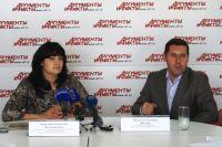 Кристина Подскребкина и Михаил Жиляев