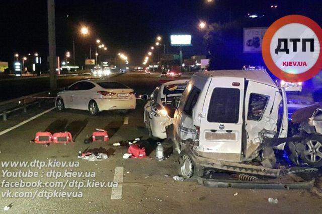 Суд арестовал водителя, который, будучи нетрезвым, сбил насмерть рабочего столичногоКП