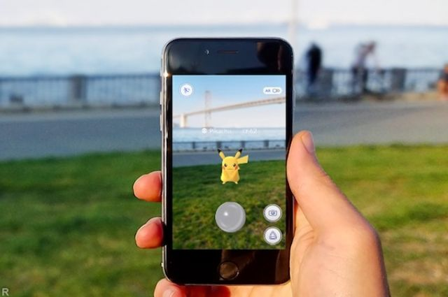 ВБразилии официально запущена Pokemon Go