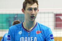 Дмитрий Волков, волейболист
