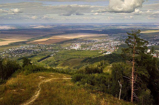 Белокуриха, Алтайский край.