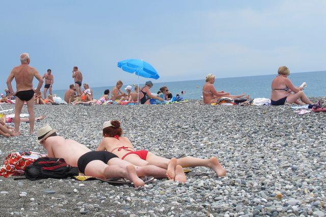 Все пляжи в Адлере - бесплатны.