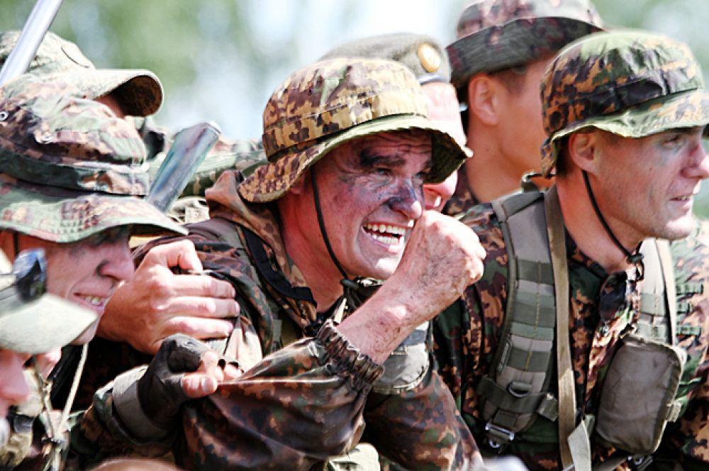 Главное соперничество на турнире развернулось между русскими бойцами и их китайскими коллегами.