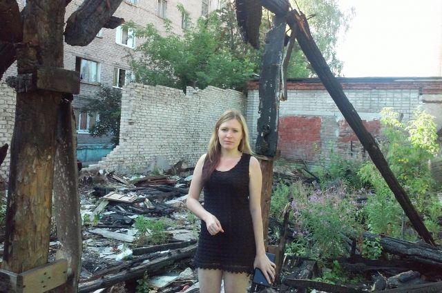Жители домов № 4а и 32 по улице Буммашевской обратились в редакцию и рассказали о своей проблеме.