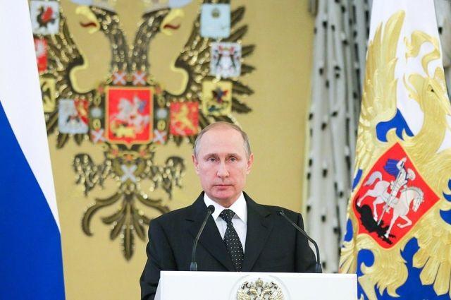 Для «Южного потока» РФ нужны железобетонные гарантии: Путин