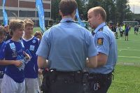 Российскую футбольную команду «Космос» дисквалифицировали с детского турнира.