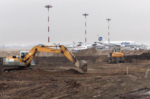 Минтранс хочет расторгнуть договор сгенподрядчиком реконструкции ВПП «Храброво»— власти региона