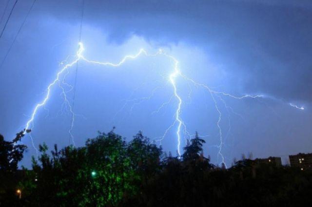 Ввоскресенье вБрянскую область придут дожди игрозы