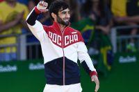 Беслан Мудранов принес России первое золото на Олимпиаде в Бразилии.