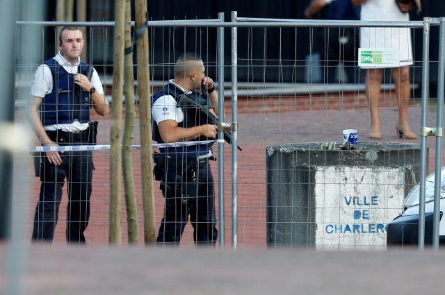 ВБельгии наженщин-полицейских напал человек смачете