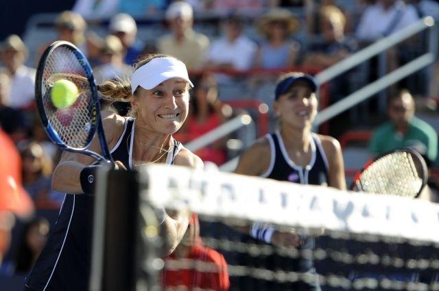 Теннисистки Макарова иВеснина удачно стартовали наИграх вРио