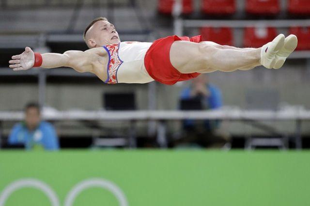 Русские гимнасты завоевали серебро наОлимпиаде вРио